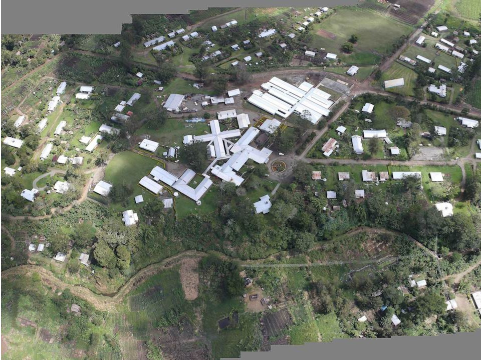 Kudjip Hospital in Papua New Guinea Shows Appreciation for Completed Project